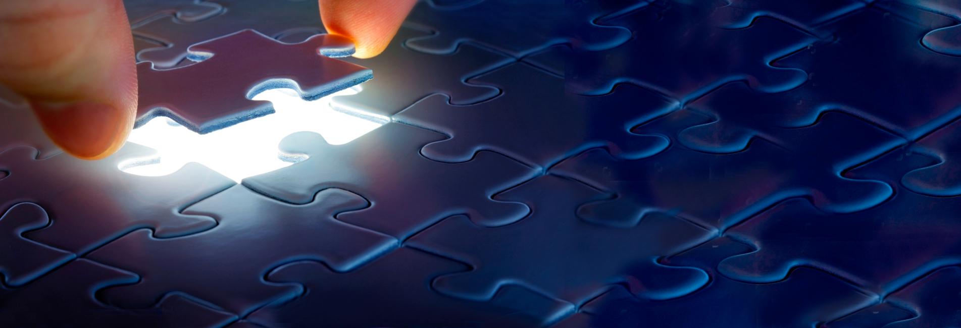 Das wichtigste Puzzlestück
